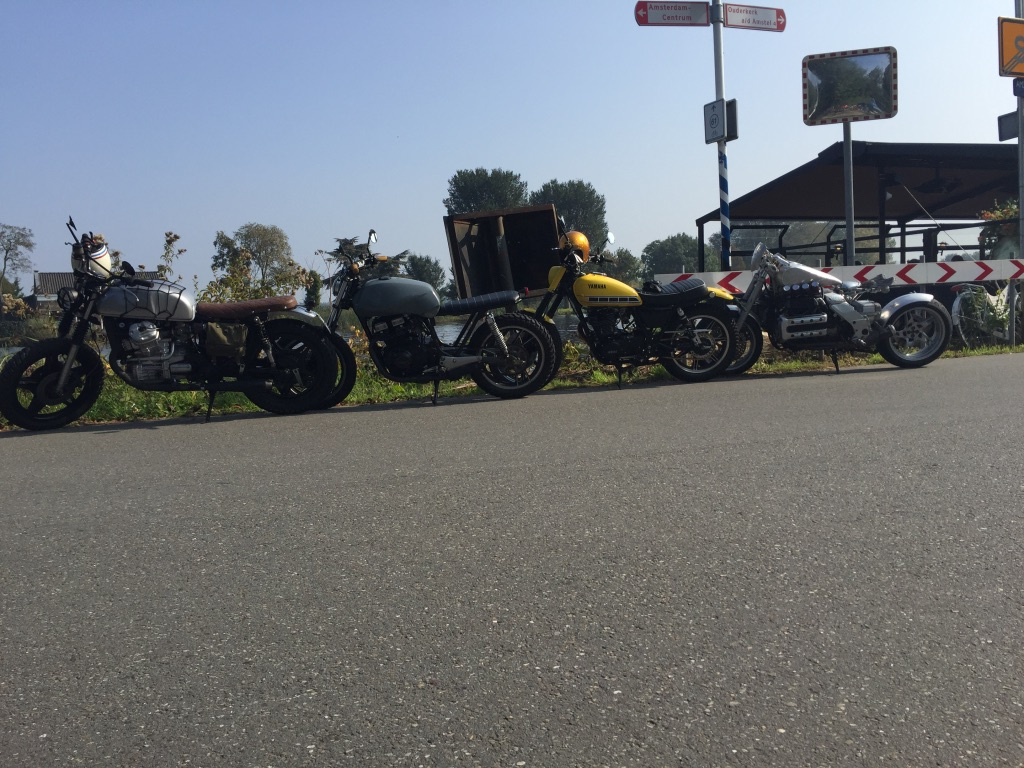 K1200 Gentlemans ride